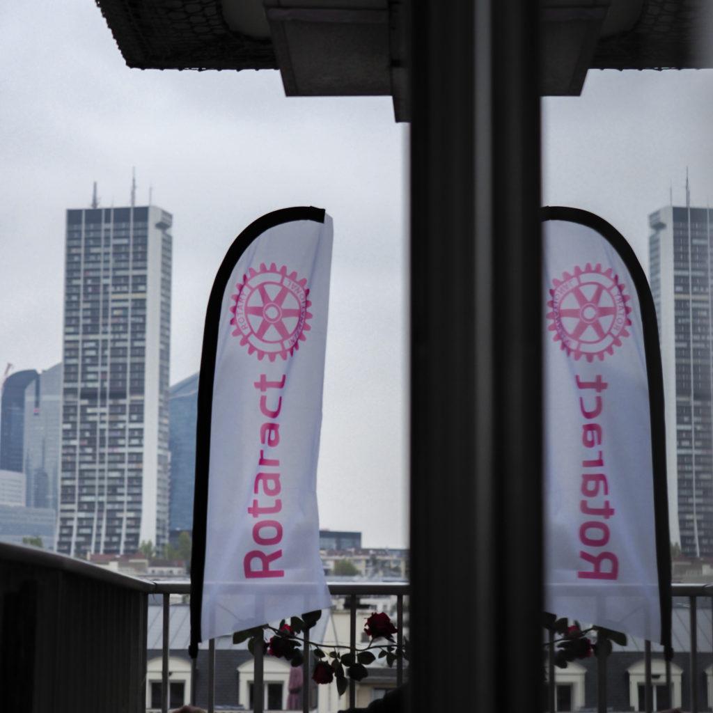 Rotaract paris bannière