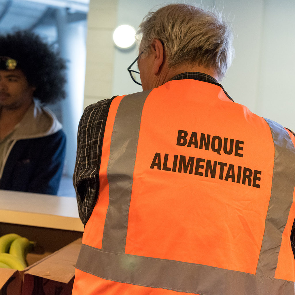 Banque Alimentaire action