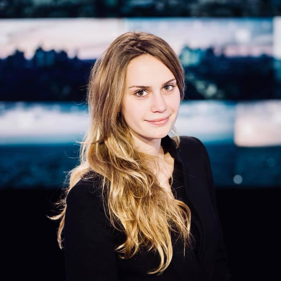 Sandrine Vice présidente